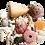 Thumbnail: Набор №2  ракушки для декоративных работ