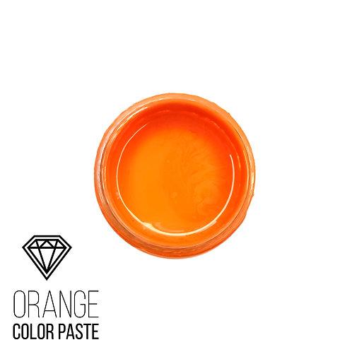 """Колеровочная Паста """"Orange"""",  Оранжевый, 25мл"""