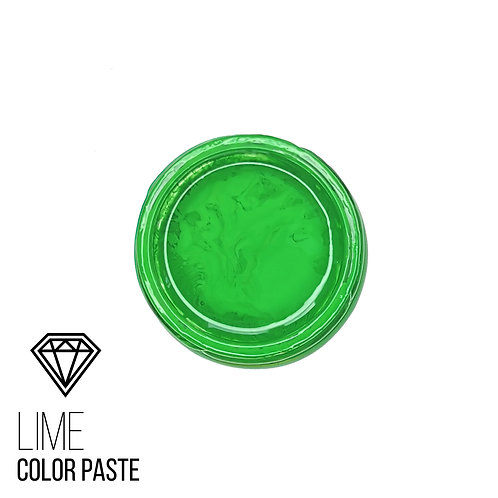"""Колеровочная Паста"""" Lime"""", Лайм,25мл"""