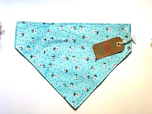 Little Larry's dog collar bandana large(double sided)