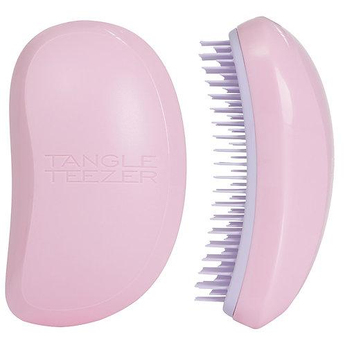 Tangle teezer detangler for fine hair pastel pink