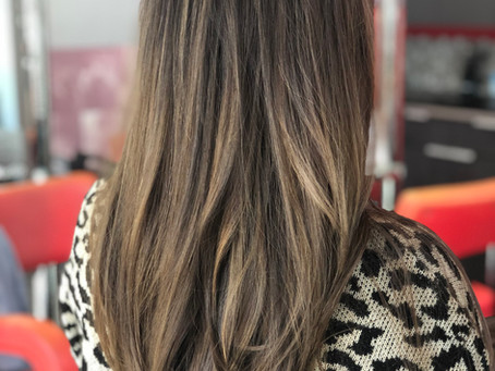What is the Difference between Highlights, Ombre and Balayage?
