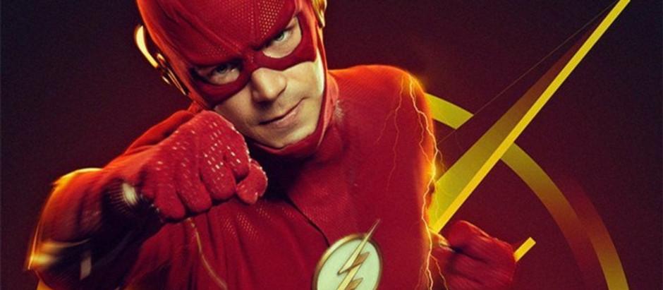 Grant Gustin reage à demissão de ator de 'The Flash'