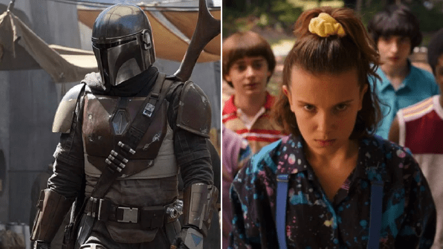 'Emmy 2020' | 'The Mandalorian' e 'Stranger Things' disputam preferência do público