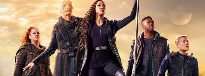 'Star Trek: Discovery' é renovada para a 4ª temporada