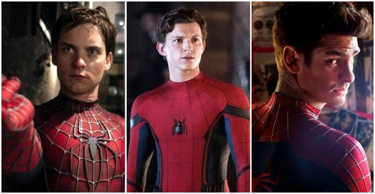 'Homem-Aranha 3' | Sony afirma que Tobey Maguire e Andrew Garfield não foram contratados