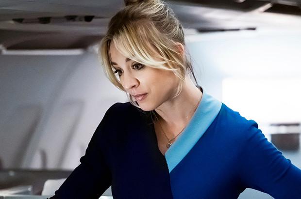 'The Flight Attendant' | Estrela de The Big Bang Theory Kaley Cuoco ganha pôster e data de estreia