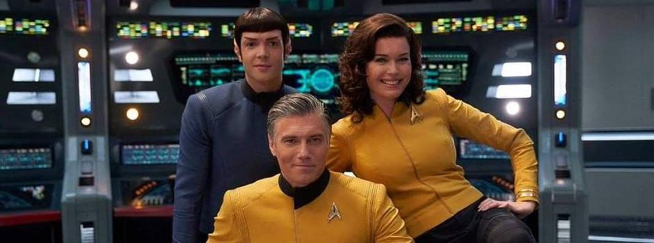 'Star Trek: Strange New Worlds' | Filmagens do derivado com Spock e Pike começam este ano