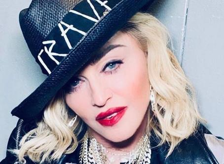 Madonna vai dirigir sua própria biografia nos cinemas