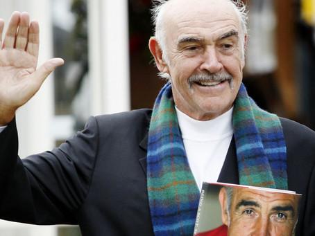 Sean Connery morre aos 90 anos