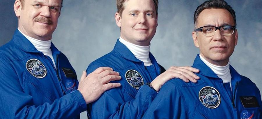 'Moonbase 8' | Showtime divulga trailer de comédia com missão para a lua