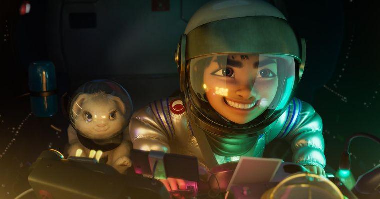 'A Caminho da Lua' | Netflix divulga trailer de sua mais nova animação
