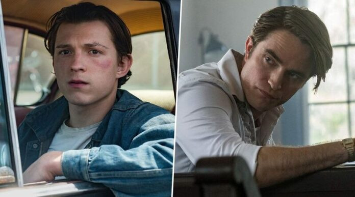 'O Diabo de Cada Dia', suspense da Netflix com Tom Holland e Robert Pattinson, ganha trailer