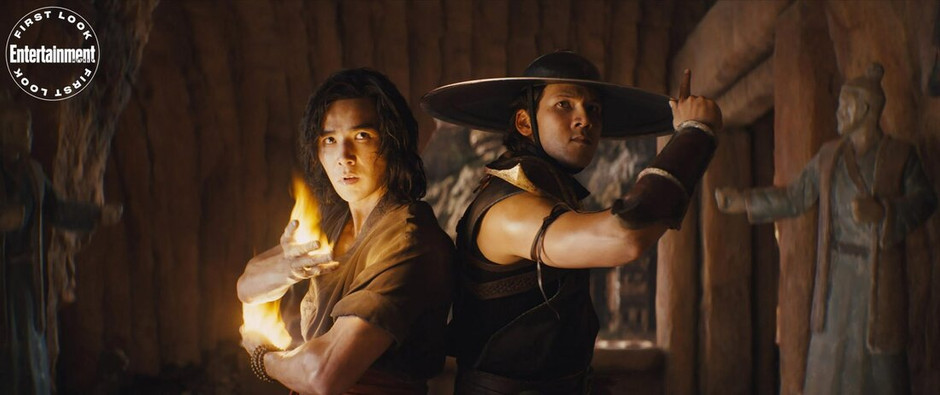 'Mortal Kombat'   Warner divulga as primeiras fotos do reboot