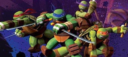 'As Tartarugas Ninja' vão ganhar longa metragem animado nos cinemas