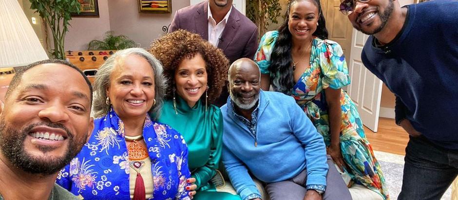 Elenco de 'Um Maluco no Pedaço' se reúne para comemorar os 30 anos da série