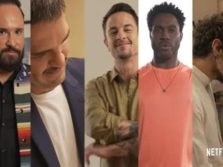 'Queer Eye Brasil' ganha versão nacional e Netflix divulga os participantes