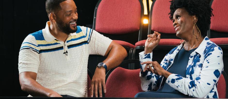Janet Hubert e Will Smith fazem as pazes em reunião de 'Um Maluco no Pedaço'