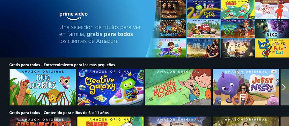 Amazon Prime Video vai liberar a criação de perfis separados como a Netflix