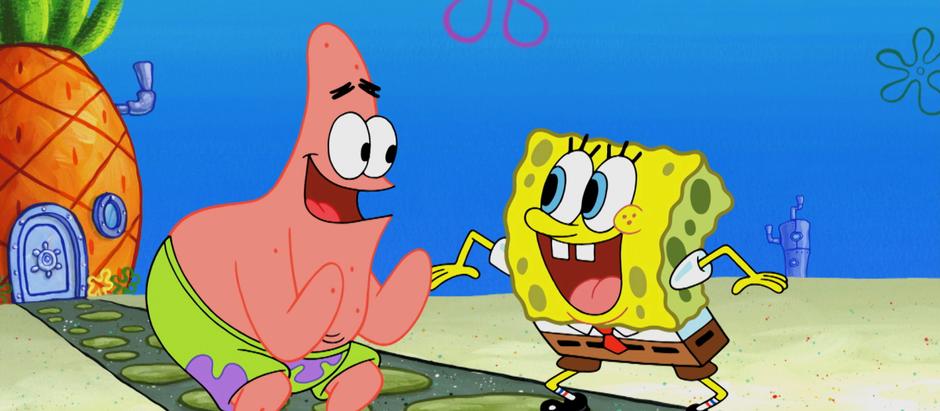 Nickelodeon confirma que 'Bob Esponja' é gay e leva a internet à loucura
