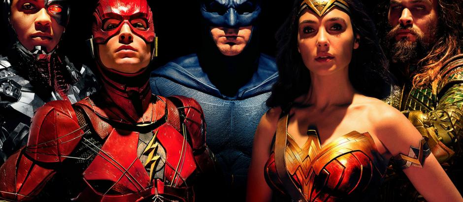 'Liga da Justiça' vai passar por refilmagens para o Snydercut