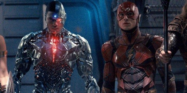 Ciborgue é confirmado em filme de 'The Flash'