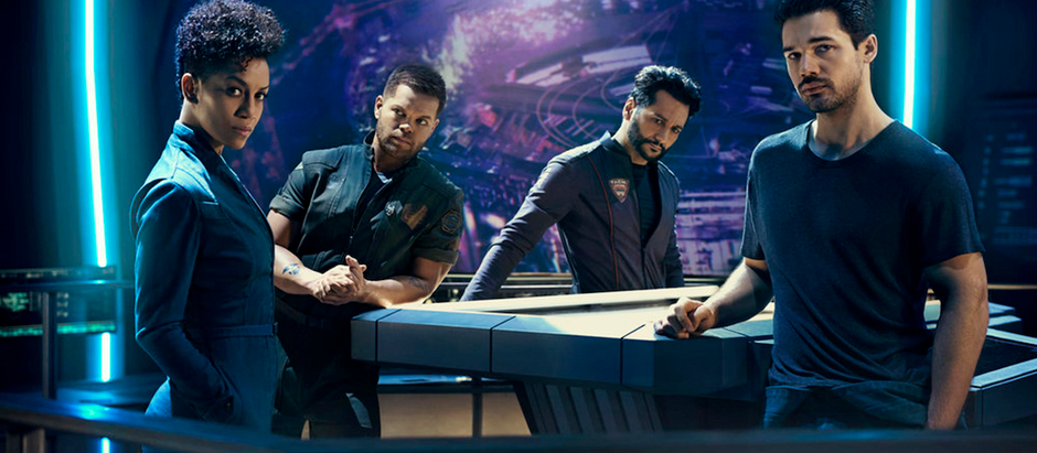 'The Expanse' | 5ª temporada da série ganha trailer e estreia em dezembro no Amazon Prime