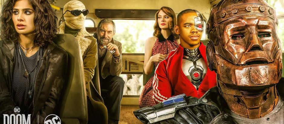 'Patrulha do Destino' | HBO Max divulga o primeiro trailer da 2ª temporada
