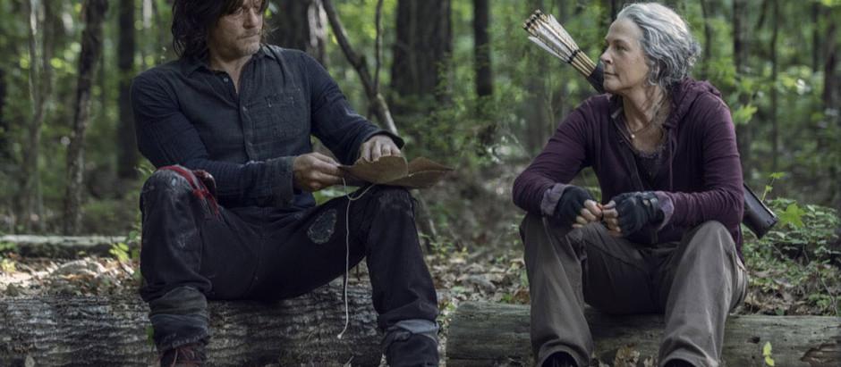 Os detalhes da série de 'Carol e Daryl' após o fim de 'The Walking Dead'