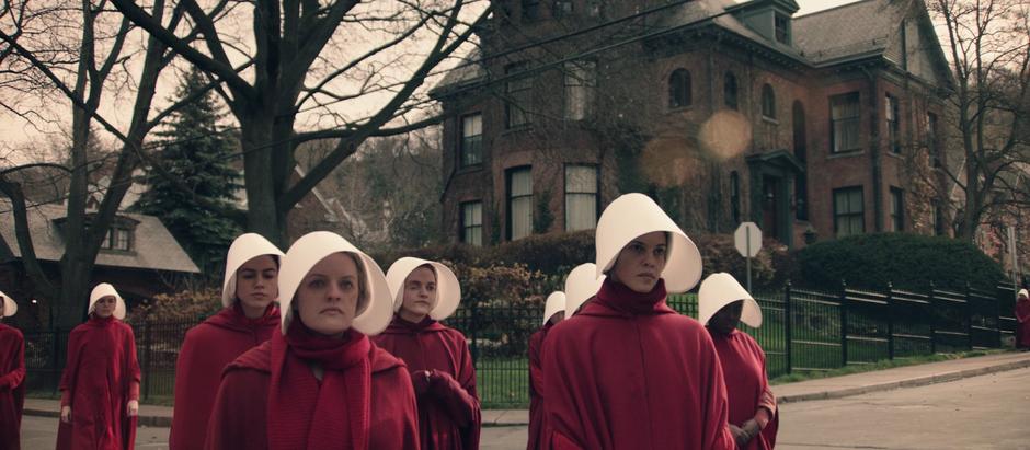 'The Handmaid's Tale' | Hulu divulga primeiro teaser da 4ª temporada