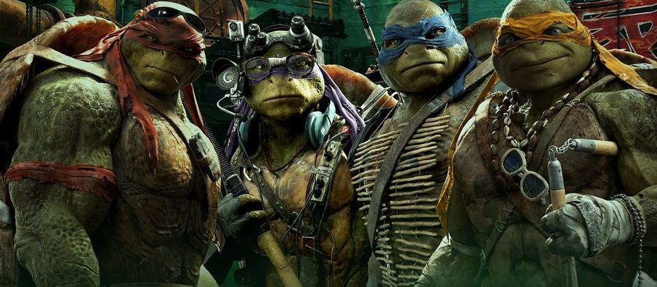 'As Tartarugas Ninja' vão ganhar série em live-action
