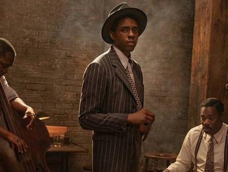 O último filme de Chadwick Boseman e as produções que estreiam em dezembro na Netflix