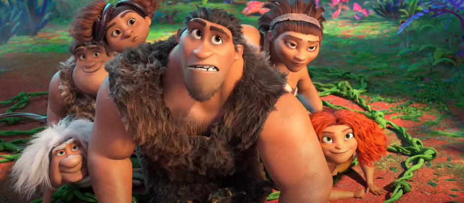 'Os Croods 2' | Animação ganha primeiro trailer e data de estreia