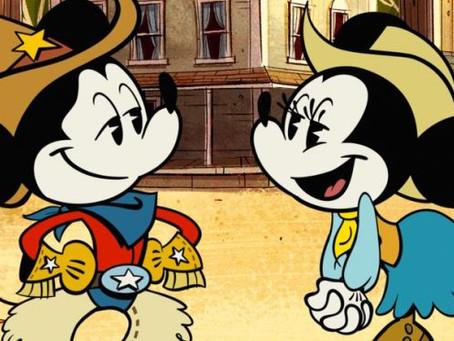 'O Maravilhoso Mundo do Mickey'   Disney lança nova animação em novembro
