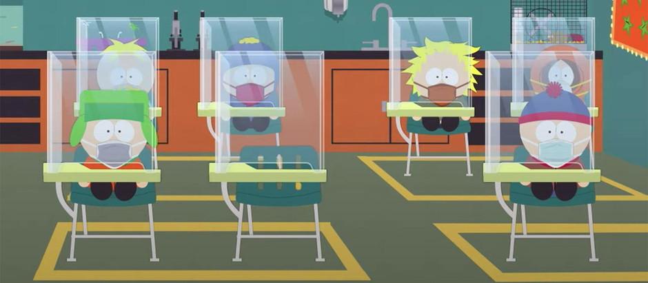 'South Park' | Especial de uma hora sobre pandemia de Covid-19 ganha trailer