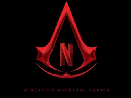 Netflix anuncia série live-action de 'Assassin's Creed'