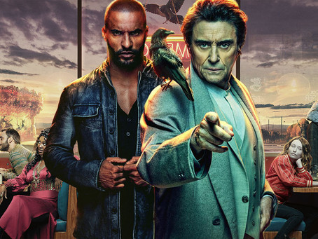 'American Gods' | Neil Gaiman divulga data de estreia da 3ª Temporada