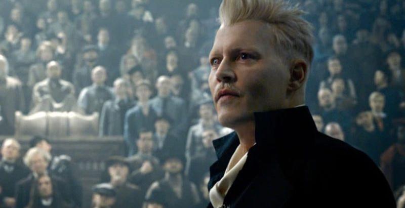Confirmada a saída de Johnny Depp de 'Animais Fantásticos'