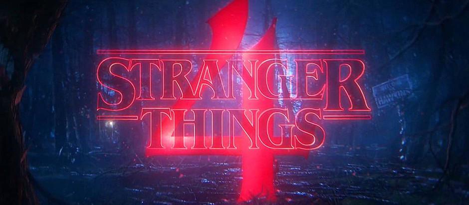 'Stranger Things'   Gravações da 4ª temporada devem retornar em setembro