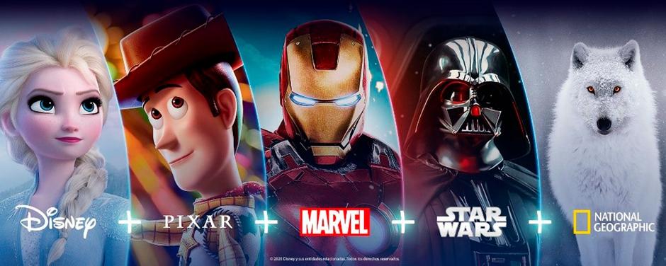 Disney+ divulga preço e será pouca coisa mais em conta que a Netflix