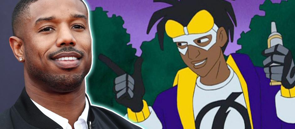 Michael B. Jordan vai produzir filme do 'Super Choque'