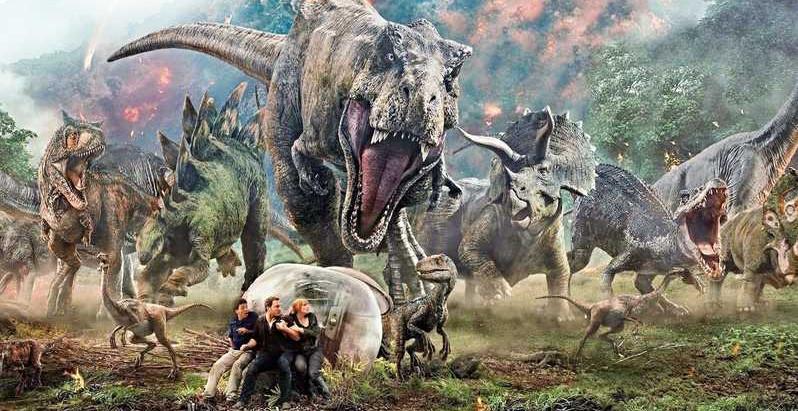 'Jurassic World' será o primeiro filme a retornar sua produção no Reino Unido