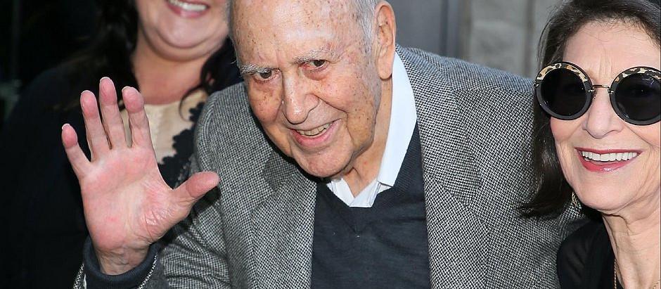 Morre aos 98 anos Carl Reiner, ator de 'Onze Homens' e uma lenda da comédia americana