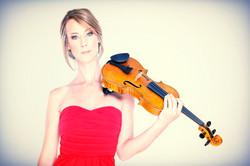 Renate Riedemann violinist singer So