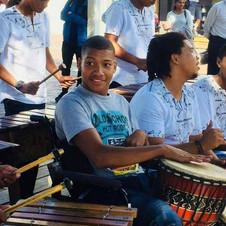 Resound Music Band: Imbhewu Marimba