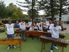Resound Music Band: Imbhewu Marimba Band