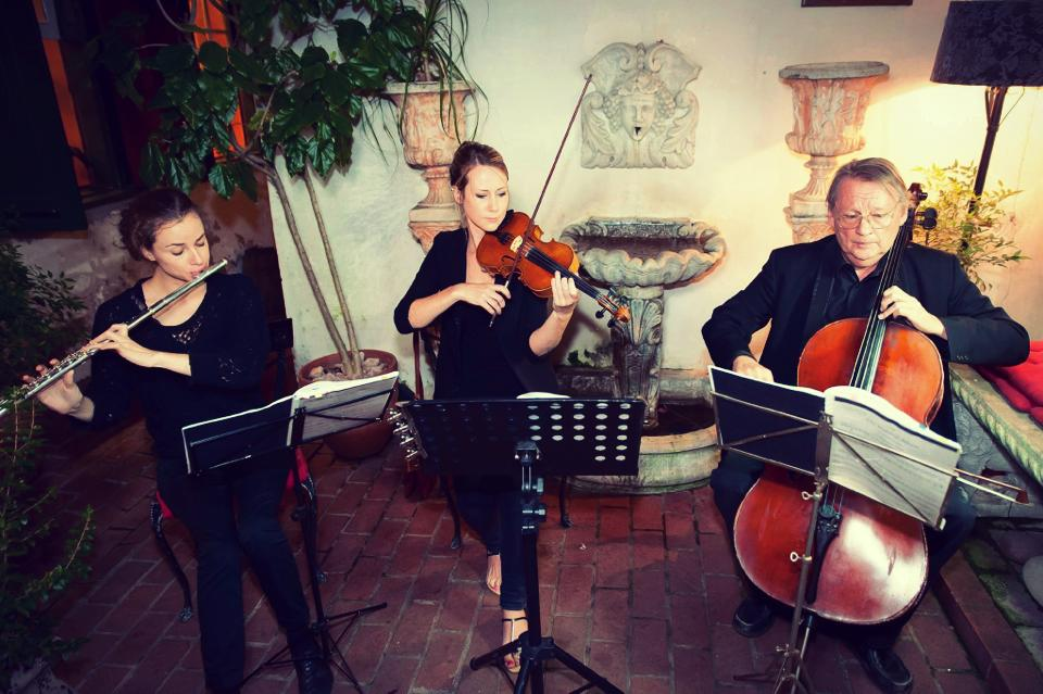 Trio with Flute