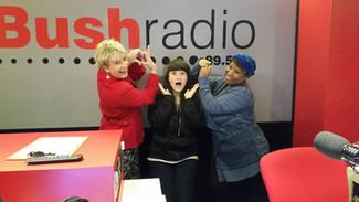 Radio stations spreading the love