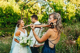 Violinist Renate Riedemann Ilse De Klerk Photography