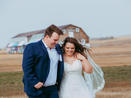 Fall Country wedding-Kerrobert